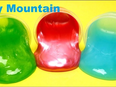 New Special Play Slime - Magic Fresh Colors  By Toy Mountain