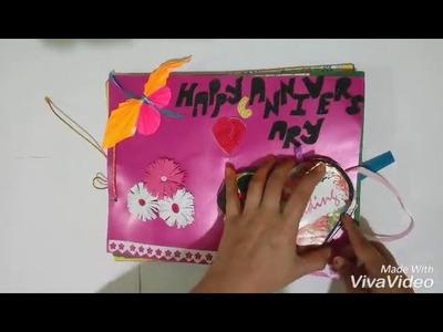 Scrapbook  Handmade gifts for boyfriend
