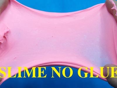 DIY Slime Without Glue , No Glue, No Borax | How To Make Slime Without Glue No Borax