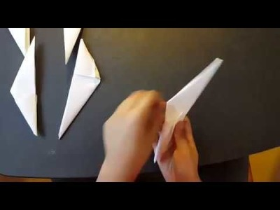 Origami Claw by Harsh epicness