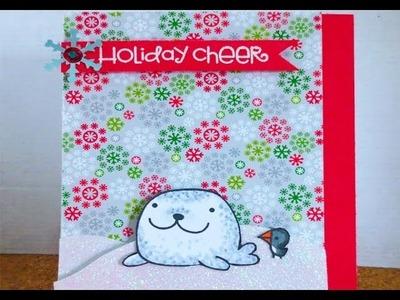 2013 Christmas Card Series #5