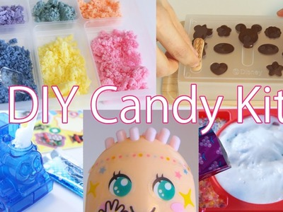 5 DIY Candy Kits for ASMR