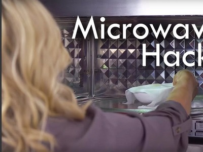 5 Microwave Life Hacks Everyone Should Know | Kenmore