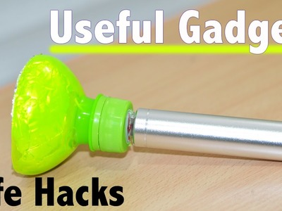 5 Useful Gadgets YOU can Make at Home - Life Hacks