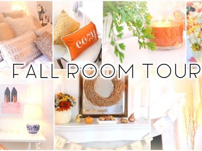 Fall Room Tour 2015 (Decor Ideas & Inspiration)