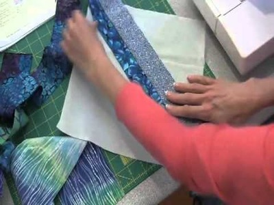 Fons & Porter: Sew Easy, String Piecing