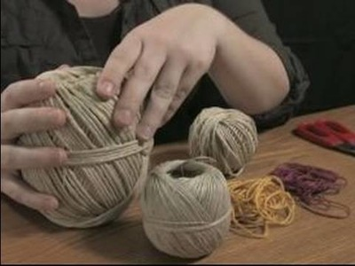 How to Make Hemp Necklaces : Hemp Necklace Supplies
