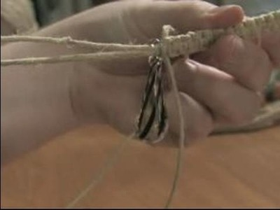 How to Make Hemp Necklaces : How to Add Pendants to Hemp Necklaces
