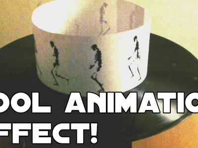 Make A Zoetrope!