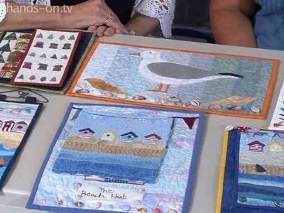 Meet Julia Gahagan - a quilter who loves making miniatures
