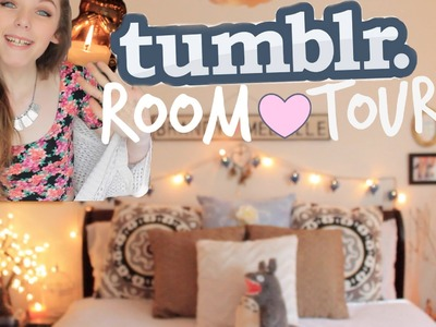 My Fall Room Tour!♡