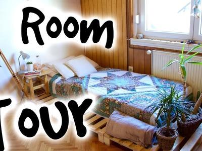 My Room Tour 2016 ☾ Nika