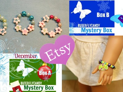 November Look Book | New Items Available on my Etsy Shop | Doll Jewelry & More! | Buterflycandy
