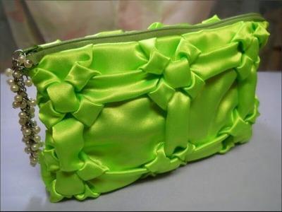 Part 1 Tutorial Handmade Handbag out of fabric