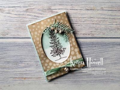 Stampin' Up! Fir Tree Card