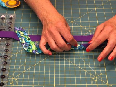 The Quilt Show Tutorial: Julie Cefalu's Tips, Tricks, & Techniques - Binding Tips 1
