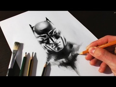 Draw Batman - Easy version