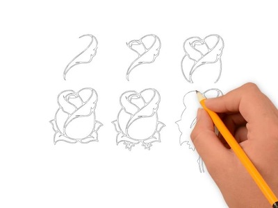 Drawing Rose   Draw Rose Tutorial   Draw rose easy step by step   Drawing roses for beginners