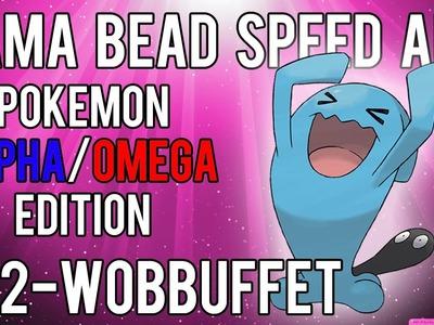 Hama Bead Speed Art | Pokemon | Alpha.Omega | Timelapse | 202 - Wobbuffet