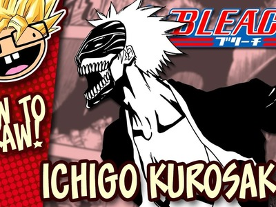 How to Draw ICHIGO KUROSAKI (Bleach) | Narrated Easy Step-by-Step Drawing Tutorial | Anime Thursdays