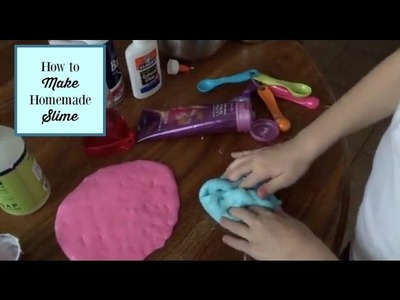 How to Make Slime (feat. my daughter, Kaitlynn)