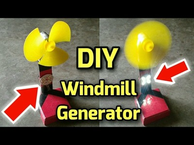 how to make a simple generator at home