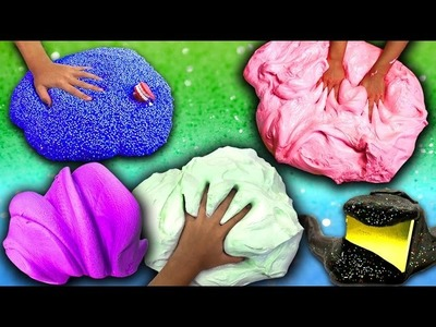 Top 5 slime how to videos from Will It Slime?