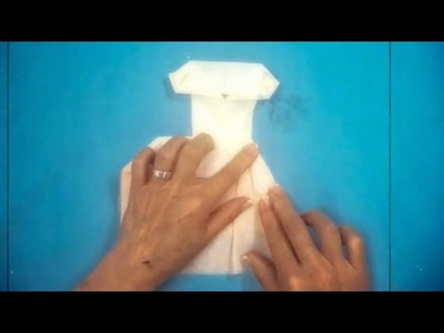 Angels in Heaven - Origami Video