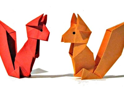 BEGINNERS GUIDE TO MAKING AN ORIGAMI!