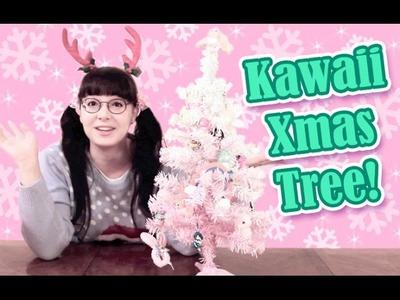 Decorate a Kawaii Christmas Tree with Me!