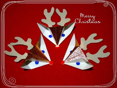 Origami Maniacs 230: Origami Maniacs for Children 4: Cute Reindeer. Renito Lindo