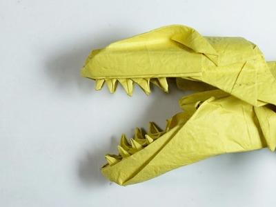 Origami T-Rex 2.0 Demo 1 (Henry Phạm)