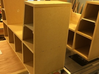 Simple DIY Kids Bookcase with Reading Nook