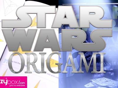 Star Wars Origami - Intricate Sci-Fi Inspired Origami
