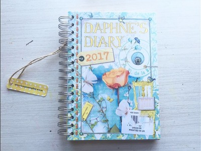2017 New Planner!! . Daphne's Diary