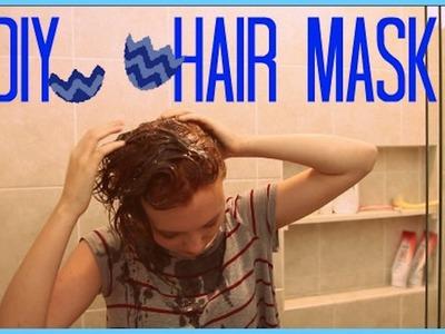 DIY EGG HAIR MASK!   TheMakeupTroll   TruthPlusDare