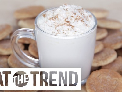 DIY Starbucks Snickerdoodle Hot Cocoa | Eat the Trend