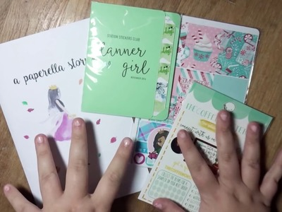 Planner Haul! A Paperella Story, thecoffeemonsterzco, Little Miss Paperie + More   InspiredBlush