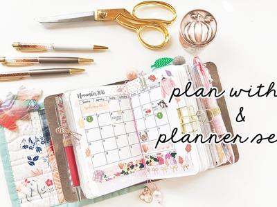 Updated Pocket TN Planner Setup & How I Plan