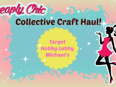Collective Craft haul!  Deals Happening This Week! Oct. 27th, 2016
