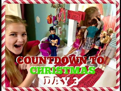 COUNTDOWN TO CHRISTMAS 2016: DAY 3: ELF ON THE SHELF & ADVENT CALENDAR
