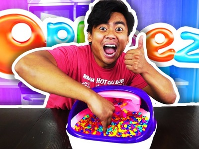 DIY How To Make ORBEEZ SPA!