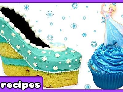 Frozen Christmas | Elsa | Christmas Baking | Elsa Shoe Cake | Disney Princess | Merry Christmas