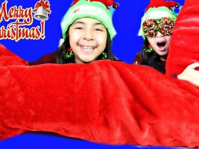 Giant Christmas Stocking New Shopkins 7 Play Doh Yummy Nummies Shoppies Princess Dc super hero|B2cut