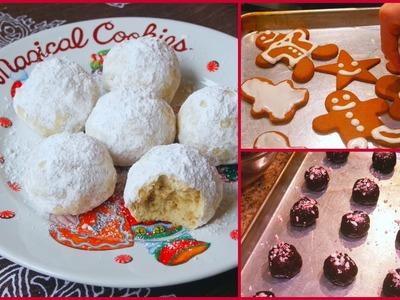 HOLIDAY. CHRISTMAS COOKIES!!   Vegan Dessert Recipes