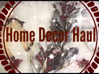 Home Decor Haul: Pier 1 After Christmas Sale