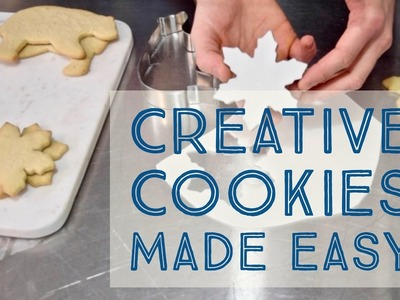 How to Decorate Christmas Holiday Sugar Cookies QUICK & EASY!