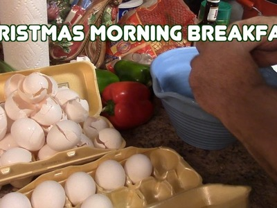 How to make an Amazing Christmas Breakfast -How To Redneck