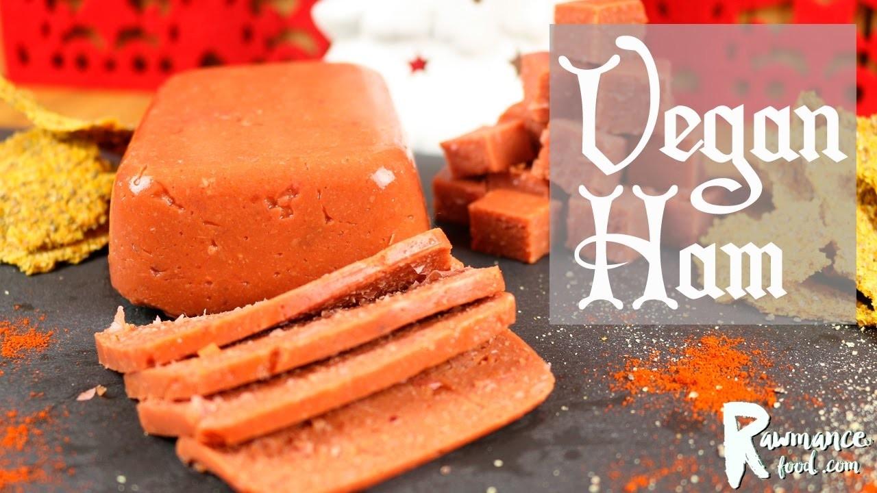 HOW TO MAKE VEGAN HAM | Gluten-Free Christmas Recipe
