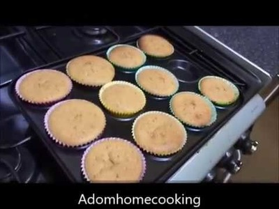 How To Prepare Cup Cakes *Christmas Edition*